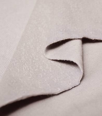 Tissu bio French terry - Sand