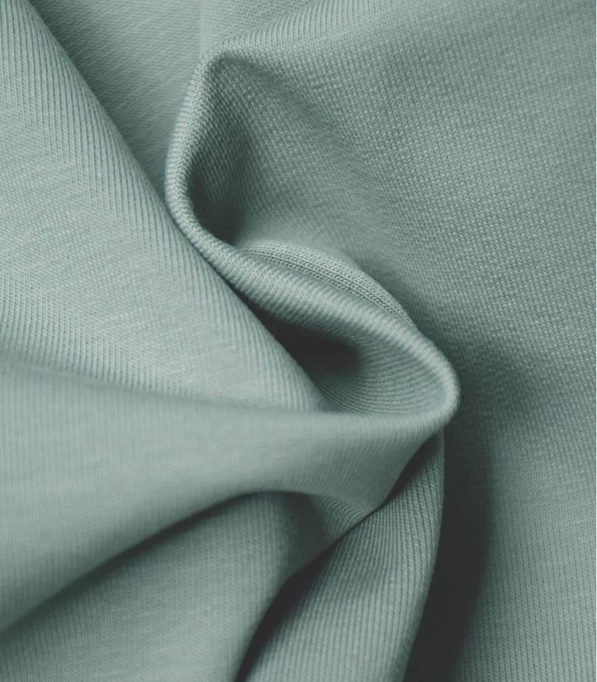 Tissu bio Jersey - Dusty green