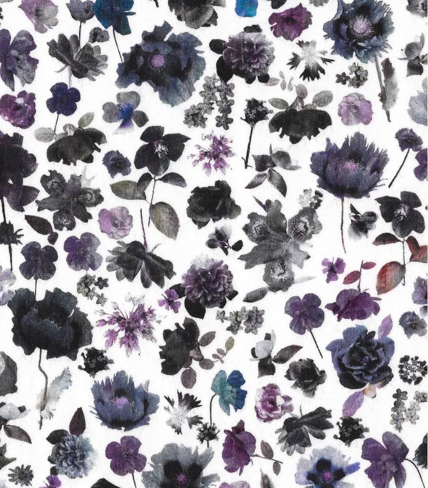 Tissu Liberty Floral Edit - night
