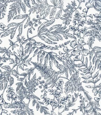 Tissu Liberty Montgomery - bleu