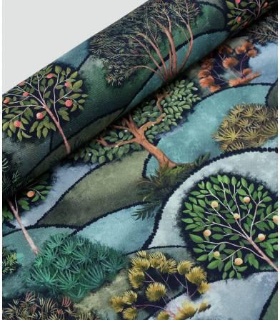 Tissu coton - Forest Hill