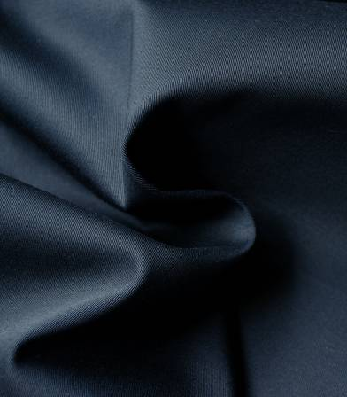 Tissu gabardine stretch - Slate blue