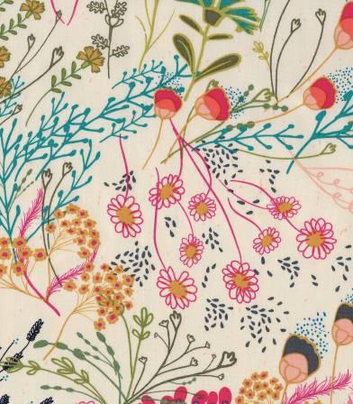 Tissu Meadow Vivid