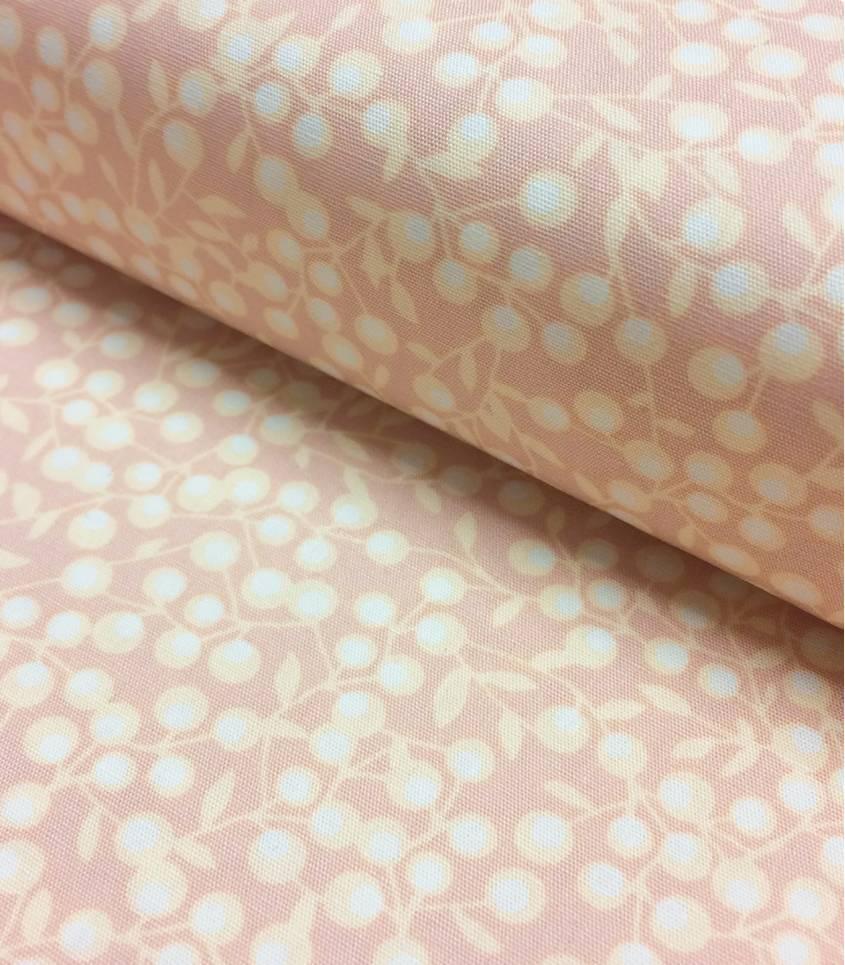 Tissu Winterberry nude