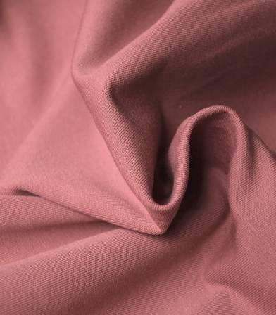 Tissu bio French terry - Terra