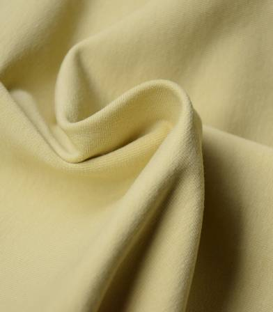 Tissu bio Jersey - Dusty Yellow