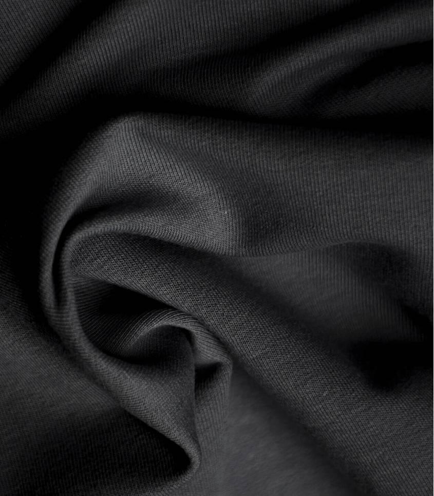 Tissu bio Jersey - Grey