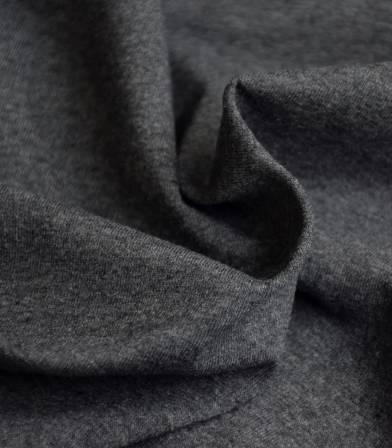 Tissu Jersey chiné - Charcoal