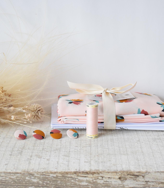 Box Ma blouse Sandalette - Wild flowers