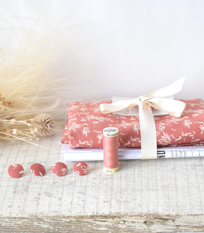 Box Ma blouse Sandalette - Rizière églantine