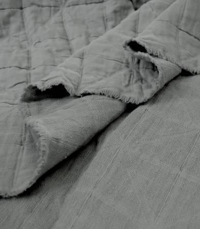 Tissu jacquard Coton - Shadow