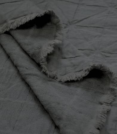 Tissu jacquard Coton - Arlo grey