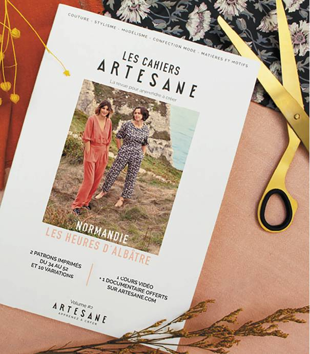 Les Cahiers Artesane n2