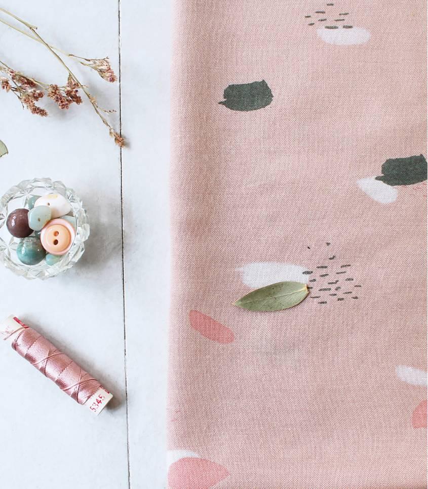 Tissu Moonstone pink