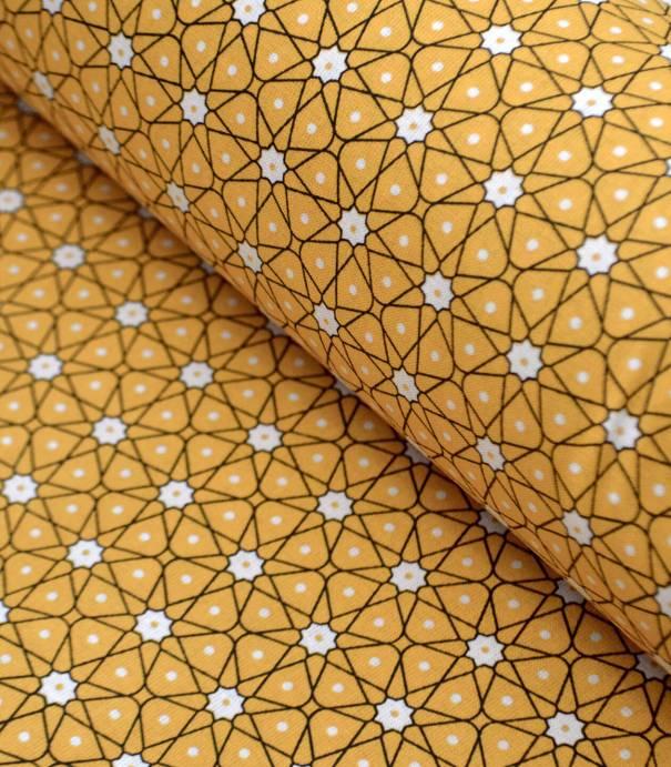 Tissu enduit - Ceramik Safran