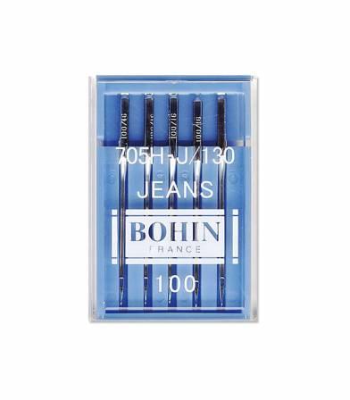 Aiguilles machine Bohin - Jeans