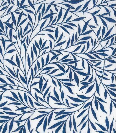 Liberty Willow wood blue