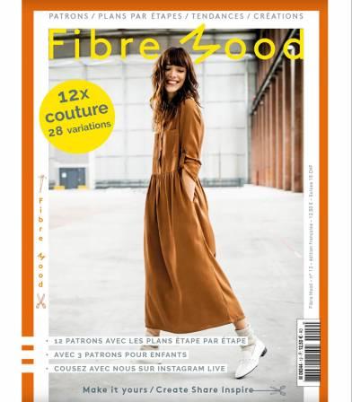 Magazine Fibremood n°12