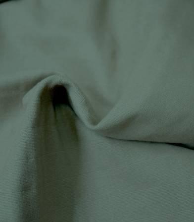 Tissu coton matelassé Tayio - Vert