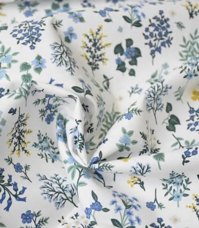 Tissu coton - Howthorne Periwinkle