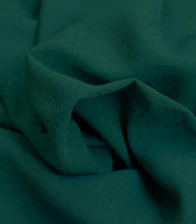 Tissu viscose Jaquard - Rice Forest