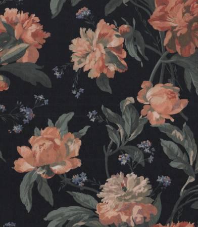Tissu Liberty Decadent blooms - Night