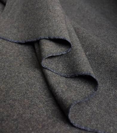 Tissu drap de laine - Loden