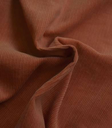 Tissu velours milleraies fin - Leather