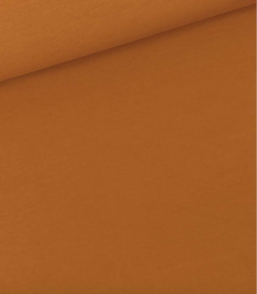 Tissu French terry - Brown Dusan