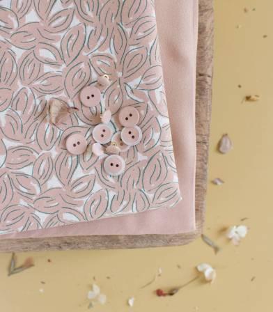 Tissu Petal Maple
