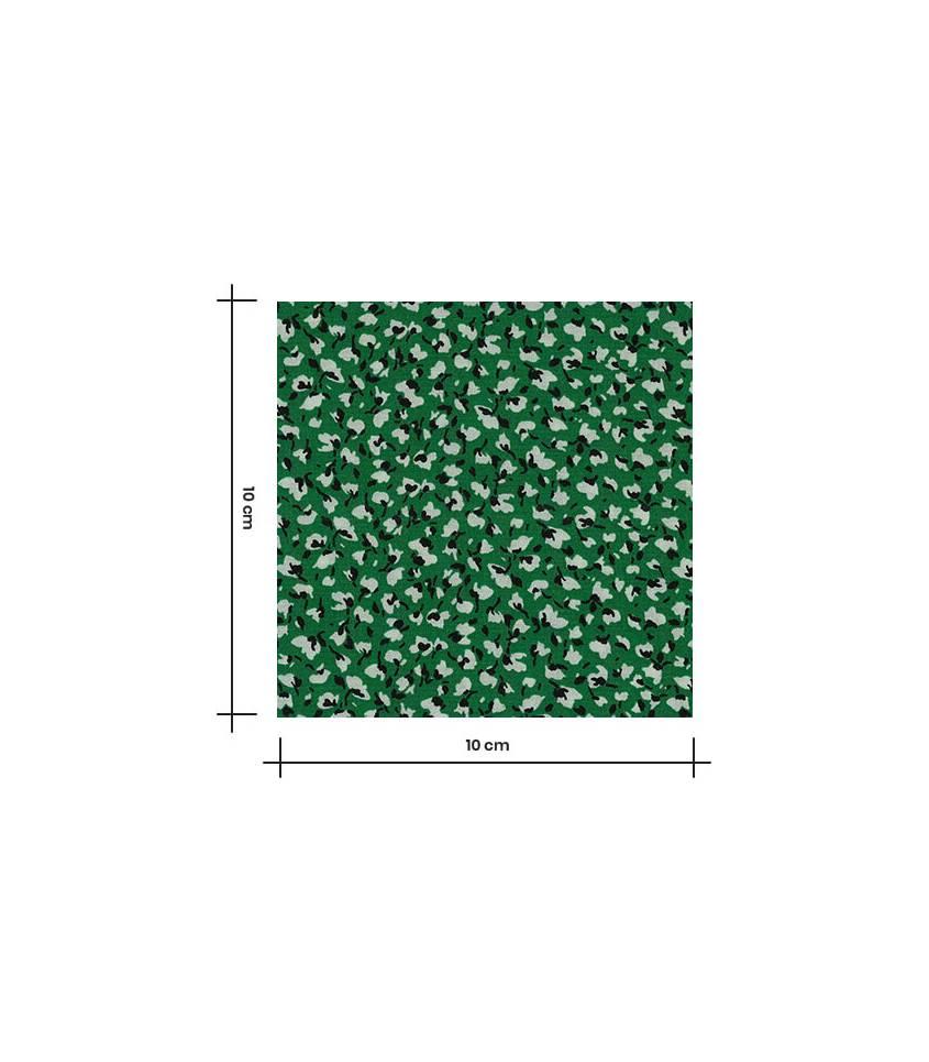 Tissu viscose Marion - Vert