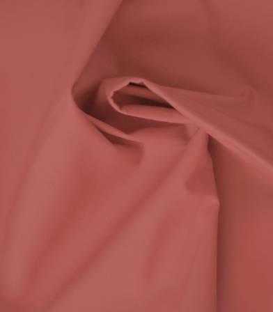 Tissu popeline de coton - Goyave