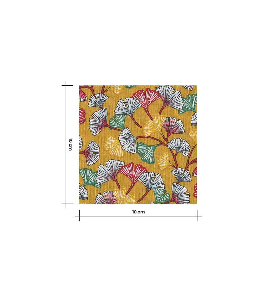 Tissu coton - Aphrodite Safran