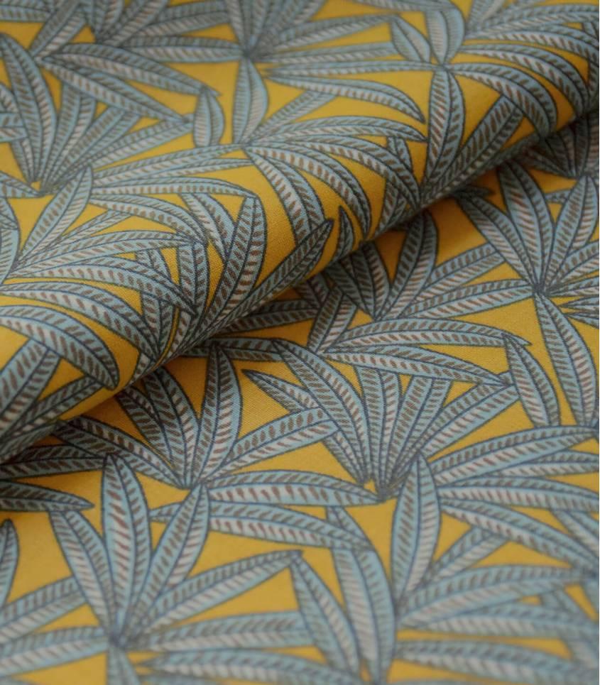 Tissu coton - Janaïna Safran
