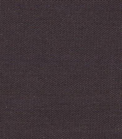 Tissu coton demi natté cachou