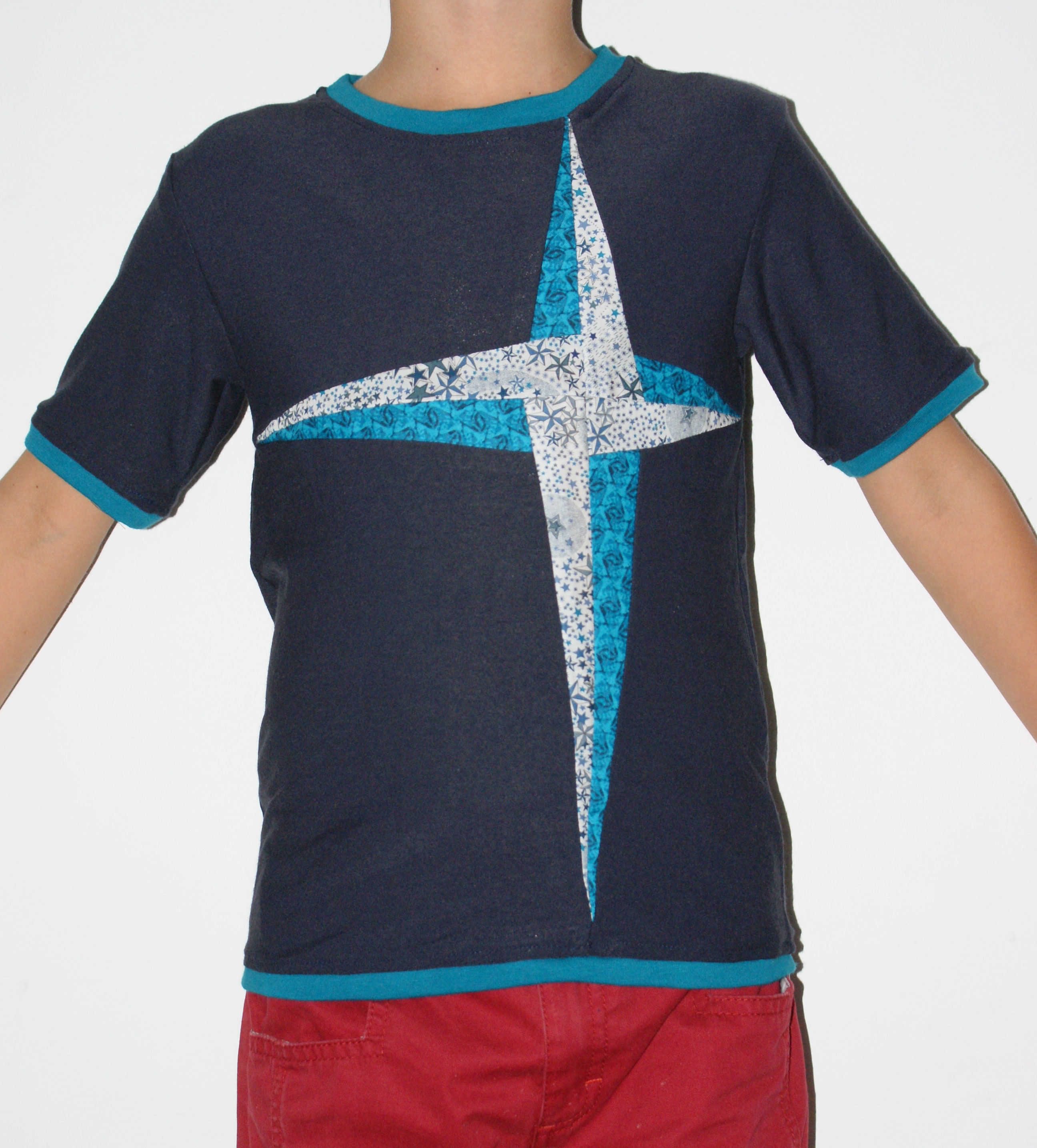 Tuto couture t-shirt