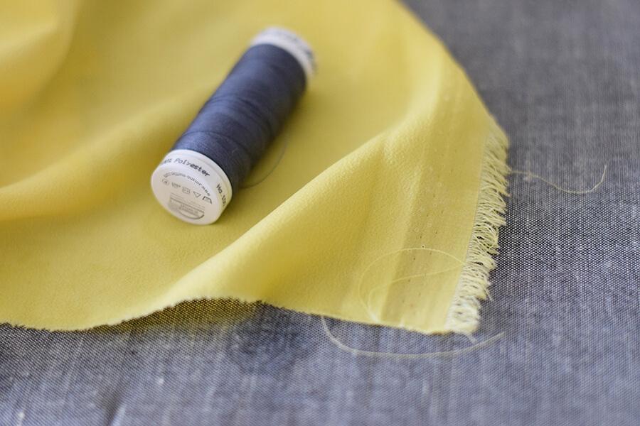 Entretien polyester