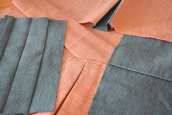Tuto couture : Les plis